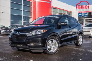 Used 2016 Honda HR-V GARANTIE LALLIER 10ANS/200,000 KILOMETRES INCLUSE* LE PLUS BEAU CHOIX DE HRV AU QUEBEC for sale in Terrebonne, QC