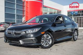 Used 2018 Honda Civic GARANTIE LALLIER 10ANS/200,000 KILOMETRES INCLUSE* LE PLUS GRAND CHOIX DE CIVIC USAGEES AU QUEBEC for sale in Terrebonne, QC