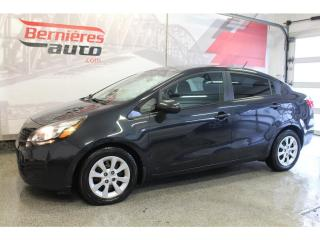 Used 2014 Kia Rio LX + for sale in Lévis, QC