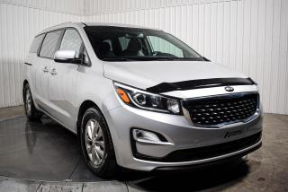 Used 2019 Kia Sedona LX AIR CLIMATISÉ 8 PASSAGERS MAGS CAMÉRA DE RECUL for sale in St-Hubert, QC
