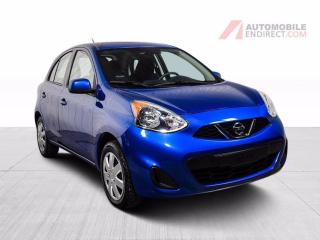 Used 2017 Nissan Micra air climatise for sale in St-Hubert, QC