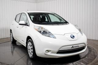 Used 2017 Nissan Leaf S Charge Rapide for sale in St-Hubert, QC
