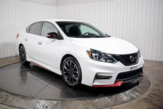 Used 2018 Nissan Sentra NISMO AIR CLIMATISÉ MAGS GPS CAMÉRA DE RECUL for sale in St-Hubert, QC
