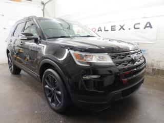 Used 2019 Ford Explorer XLT AWD NAVI CAMERA MAGS 20 CUIR TOIT *7,000KM* for sale in St-Eustache, QC