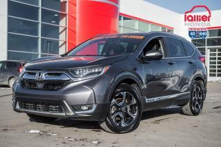 Used 2018 Honda CR-V GARANTIE LALLIER 10ANS/200,000 KILOMETRES INCLUSE* PRES DE 50 CRV USAGES POUR TOUS LES BUDGETS for sale in Terrebonne, QC