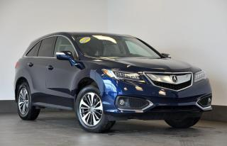 Used 2018 Acura RDX ELITE AWD + CUIR + GPS + SIÈGES CHAUFFANTS for sale in Ste-Julie, QC
