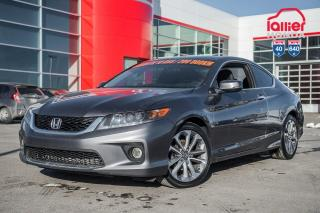 Used 2014 Honda Accord GARANTIE LALLIER 10ANS/200,000 KILOMETRES INCLUSE* LE PLUS BEAU CHOIX DE ACCORD AU QUEBEC for sale in Terrebonne, QC