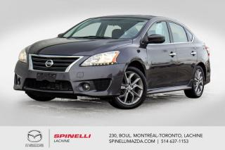 Used 2013 Nissan Sentra SR GPS Toit Ouvrant Sieges Chauffants Nissan Sentra SR 2013 for sale in Lachine, QC