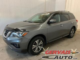 Used 2017 Nissan Pathfinder SV V6 AWD 7 Passagers Caméra Mags *Bas Kilométrage* for sale in Shawinigan, QC