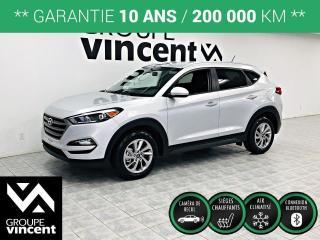 Used 2016 Hyundai Tucson PREMIUM ** GARANTIE 10 ANS ** Spacieux et élégant! for sale in Shawinigan, QC