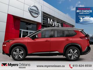 New 2021 Nissan Rogue SV  - Sunroof -  Heated Seats - $235 B/W for sale in Orleans, ON