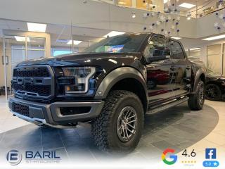 Used 2020 Ford F-150 RAPTOR for sale in St-Hyacinthe, QC