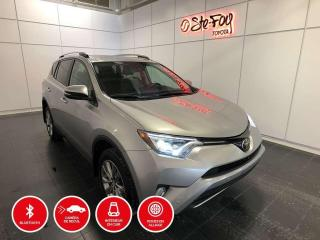 Used 2017 Toyota RAV4 LIMITED - AWD - TOIT OUVRANT for sale in Québec, QC