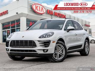 Used 2018 Porsche Macan S AWD for sale in Oakville, ON
