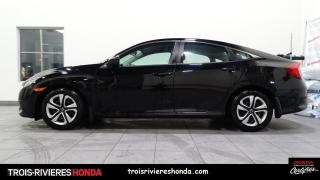Used 2016 Honda Civic LX + MANUELLE + BLUETOOTH + CAMERA ! for sale in Trois-Rivières, QC