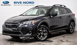 Used 2018 Subaru XV Crosstrek Convenience BLUETOOTH+CAM.RECUL+APPLE.CARPLAY for sale in Boisbriand, QC