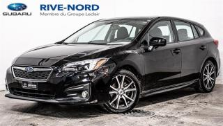 Used 2019 Subaru Impreza Sport TOIT.OUVRANT+MAGS+SIEGES.CHAUFFANTS for sale in Boisbriand, QC