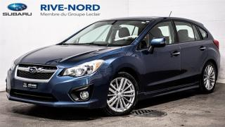 Used 2012 Subaru Impreza Limited NAVI+CUIR+TOIT.OUVRANT for sale in Boisbriand, QC