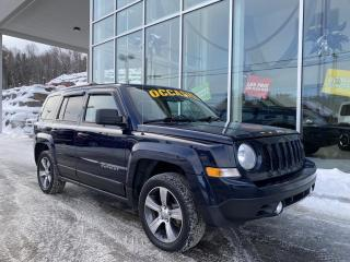 Used 2016 Jeep Patriot HIGH ALTITUDE , 4X4 , TOIT , DEMARREUR for sale in Ste-Agathe-des-Monts, QC