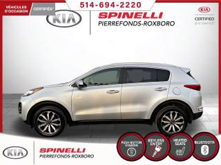 Used 2017 Kia Sportage Ex Awd Ex Awd for sale in Montréal, QC