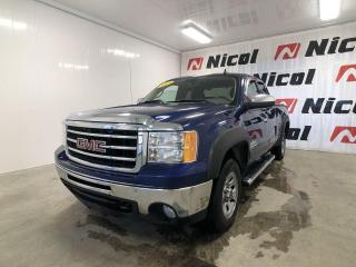 Used 2013 GMC Sierra 1500 SL NEVADA EDITION 4.8L SFI FLEX FUEL V8 for sale in La Sarre, QC