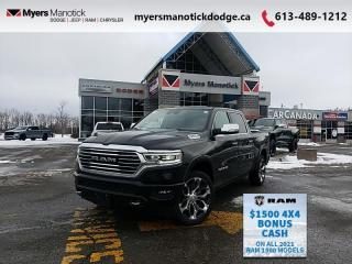 New 2021 RAM 1500 - $442 B/W for sale in Ottawa, ON