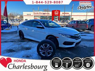Used 2017 Honda Civic LX AUTOMATIQUE **47 469 KM** for sale in Charlesbourg, QC