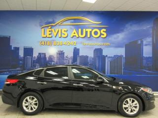 Used 2016 Kia Optima LX AUTOMATIQUE BLUETOOTH SEULEMENT 78400 for sale in Lévis, QC