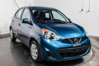 Used 2017 Nissan Micra A/c Bluetooth for sale in Île-Perrot, QC