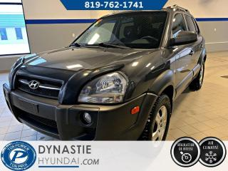Used 2007 Hyundai Tucson GL for sale in Rouyn-Noranda, QC