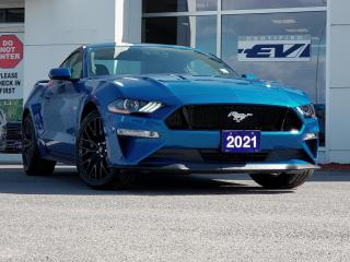 New 2021 Ford Mustang GT Premium Fastback for sale in Kingston, ON