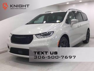 New 2021 Chrysler Pacifica Touring-L Plus S FWD | Leather | DVD | Sunroof | Navigation | for sale in Regina, SK