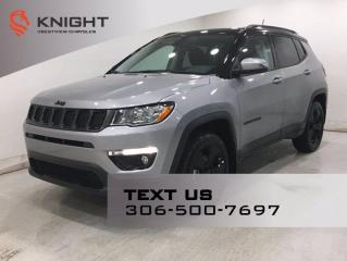 New 2021 Jeep Compass Altitude 4x4 | Leather | Sunroof | Navigation | for sale in Regina, SK
