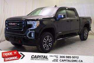 New 2021 GMC Sierra 1500 AT4 for sale in Regina, SK