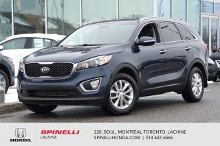 Used 2016 Kia Sorento 2.4L LX FWD PROPRE FWD MAGS BLUETOOTH SIEGES CHAUFFANTS++ for sale in Lachine, QC