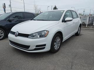 Used 2016 Volkswagen Golf TRENDLINE for sale in Gatineau, QC