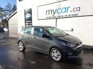 Used 2020 Chevrolet Spark 1LT CVT ALLOYS, BACKUP CAM, APPLE CAR PLAY!! for sale in Richmond, ON