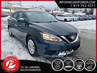 Used 2016 Nissan Sentra SV Toit ( frais vip 395$ non inclus) for sale in Rouyn-Noranda, QC