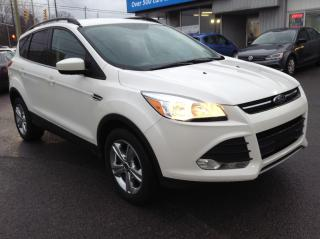 Used 2016 Ford Escape LEATHER, NAV, CHROME ALLOYS, PWR HEATED SEATS!! for sale in Kingston, ON