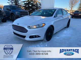 Used 2016 Ford Fusion SE LUXURY PACKAGE for sale in Calgary, AB