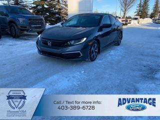Used 2019 Honda Civic LX for sale in Calgary, AB