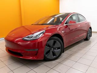 Used 2020 Tesla Model 3 LONG RANGE DUAL MOTOR TOIT PANO CUIR *AUTO PILOT* for sale in Mirabel, QC