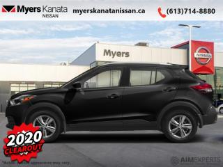 New 2020 Nissan Kicks S  -  Touch Screen for sale in Kanata, ON