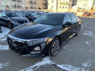 Used 2019 Honda Accord CVT for sale in Rivière-Du-Loup, QC