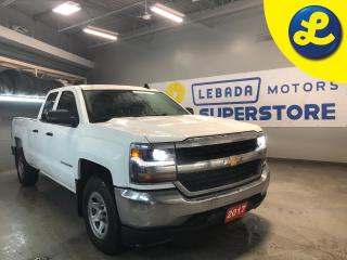 Used 2017 Chevrolet Silverado 1500 Double Cab 4X4 5.3L V8 * Back Up Camera * Cruise Control * Automatic/Manual Mode * Automatic/Manual Mode * Automatic Headlights * Trailer Brake * Tow for sale in Cambridge, ON