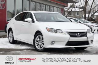 Used 2014 Lexus ES 350 ***RÉSERVÉ***LUXURY PKG+GPS for sale in Pointe-Claire, QC