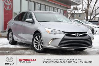 Used 2015 Toyota Camry XLE for sale in Pointe-Claire, QC
