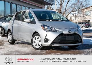 Used 2018 Toyota Yaris Hatchback LE HB for sale in Pointe-Claire, QC