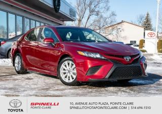 Used 2018 Toyota Camry SE for sale in Pointe-Claire, QC
