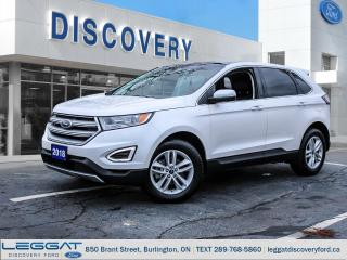 Used 2018 Ford Edge SEL - FWD for sale in Burlington, ON